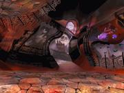 Capcom Fighting Evolution Underworld Sstage