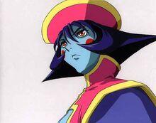 Hsien-Ko OVA Animation Cel