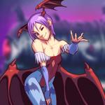 Udon Comics Lilith Lure