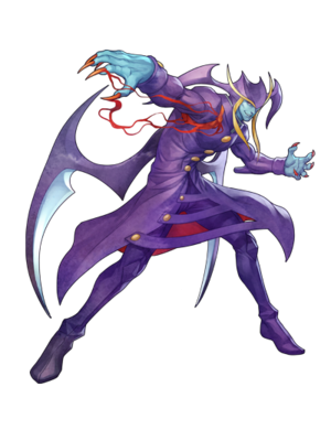 Darkstalkers Resurrection Jedah Dohma