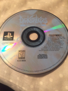 Darkstalkers The Night Warriors AMN disk