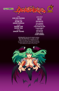 Darkstalkers Ultimate Edition back