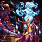 Donovan Baine Blizzard Sword by Kevin Libranda