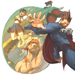 Demitri group Capcom Fighting Jam