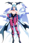 Morrigan OVA promotional 01