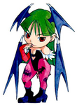 Morrigan Super Puzzle Fighter II Turbo 02