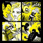 Marvel vs Capcom 3 Felicia Comic