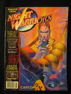 Night Warriors Strategy Guide