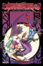 Darkstalkers the Night Warriors Volume 3