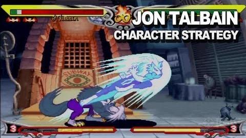 Darkstalkers - Jon Talbain Character Strategy