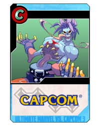 UMvC3 HandH Raptor Card