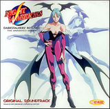 Night Warriors: Darkstalkers' Revenge The Animated Series (soundtrack)