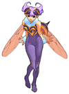 Q-Bee Vampire Savior