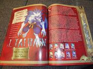 Darkstalkers 3 Official Fighting Guide sample