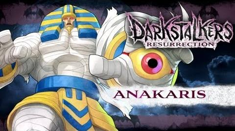 Darkstalkers Resurrection - Anakaris