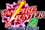 Vampire Hunter 2 Darkstalkers Revenge logo