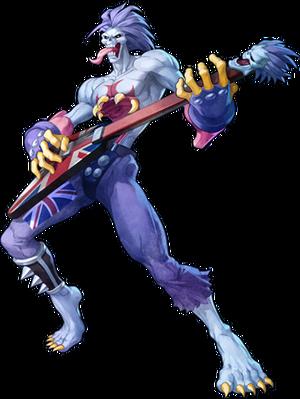 Darkstalkers Resurrection Lord Raptor