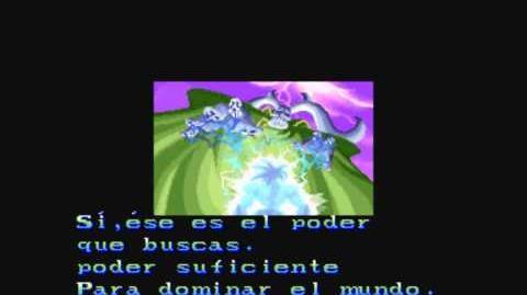 Darkstalkers The Night Warriors - Lord Raptor Ending Español