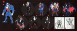 Demitri concept artworks Capcom1731