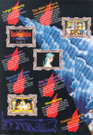 Darkstalkers The Night Warriors UK arcade flyer 03