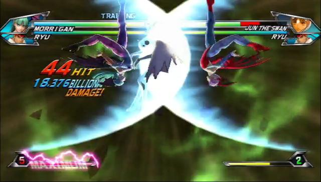Archivo:Tatsunoko vs Capcom Lilith Darkness Illusion.png