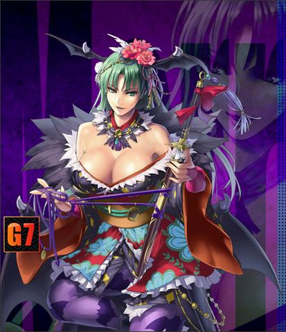 File:Morrigan-OnimushaSoul-CapcomHero-D.png