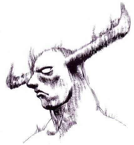 File:Darkstalkers Night Warriors Pyron Sketch.png