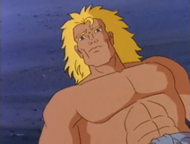 Jon Talbain (human) (USA TV)