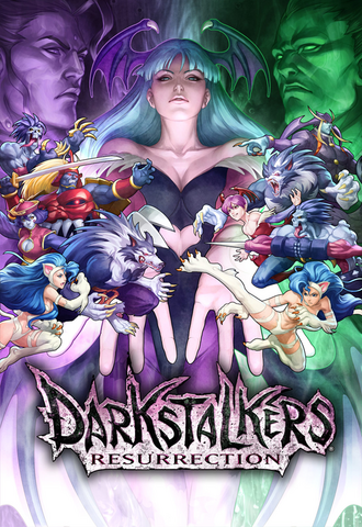 File:Darkstalkers Resurrection Poster Small.png