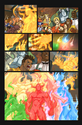 Capcom Fighting Evolution Pyron's Ending