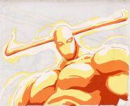 Pyron OVA Animation Cel