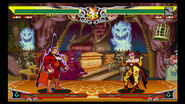 Darkstalkers Resurrection Full Screen