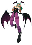 Dreamwave Morrigan artwork