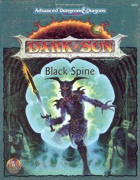Black Spine