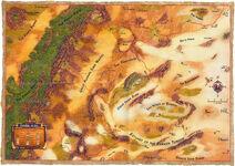 Athas map