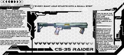 CS-35 Raider