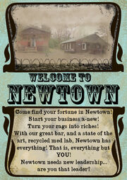 Welcome To Newtown