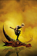 Tim Ross on dragon (2)