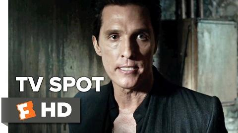 The Dark Tower TV Spot - Man in Black (2017) Movieclips Coming Soon
