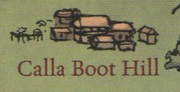 Calla Boot Hill
