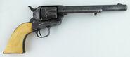 Colt SAA 1876 mfg ivory grips