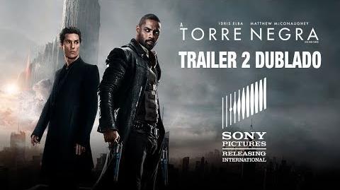 A Torre Negra Trailer 2 Dublado 24 de agosto nos cinemas
