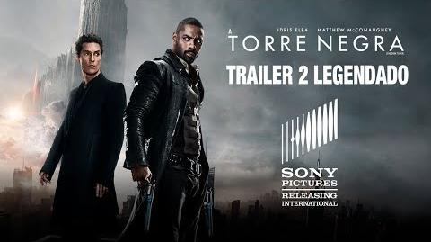 A Torre Negra Trailer 2 Legendado 24 de agosto nos cinemas