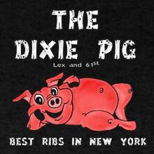 The dixie pig