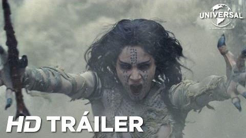 LA MOMIA Tráiler 2 (Universal Pictures) HD
