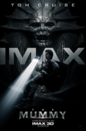 The Mummy IMAX poster 2