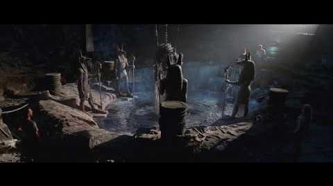 LA MOMIA – Spot 6 HD
