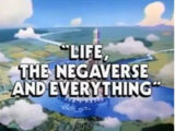 Life, the Negaverse and Everything