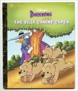 File:Darkwing Duck- The Silly Canine Caper Cover.jpg