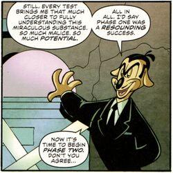 Phantom Blot unmasked